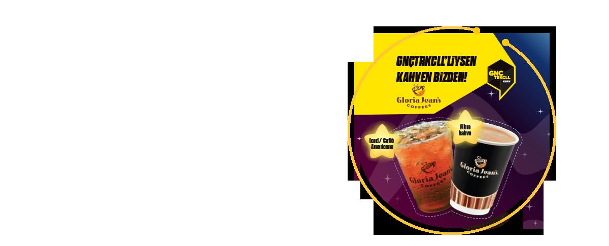 Gnçtrkcll GJC Kahve Kampanyası