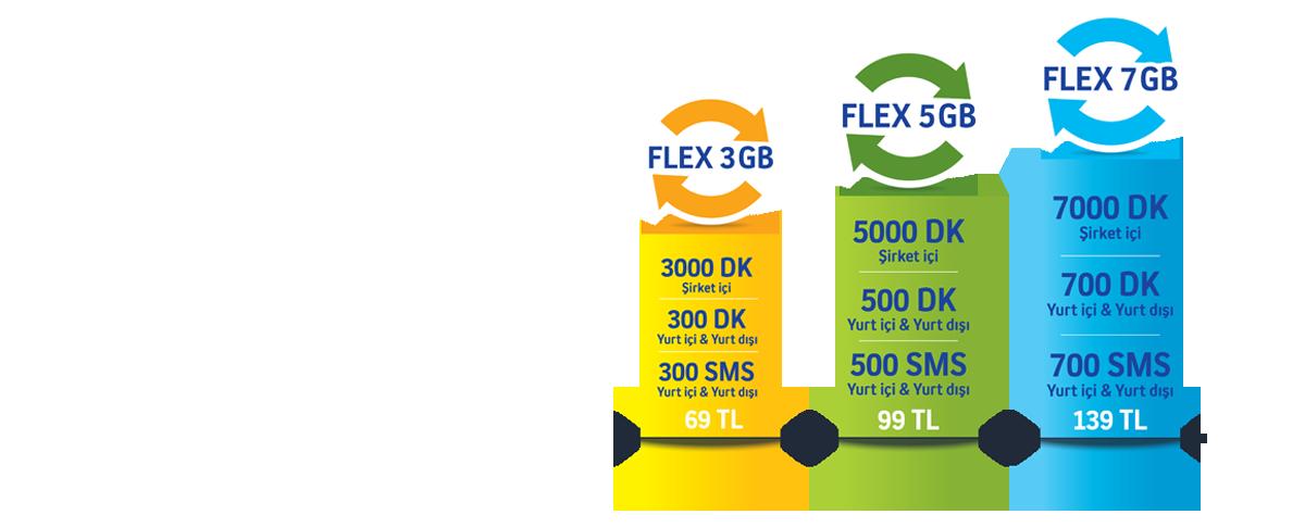 Flex Paketler