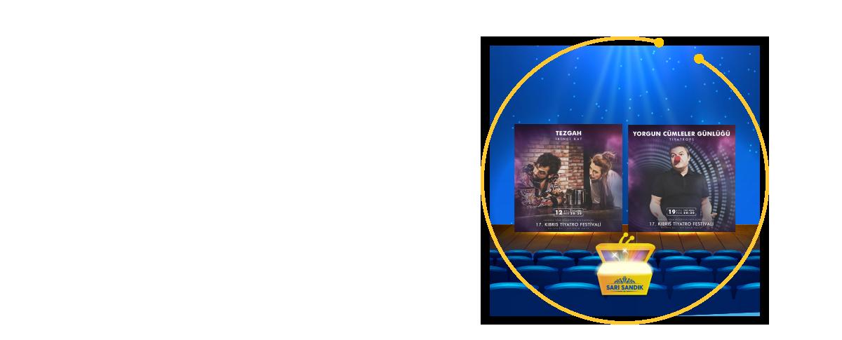 17. Kıbrıs Tiyatro Festivali