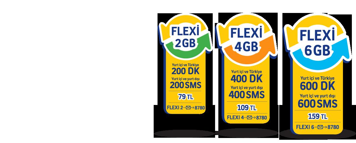 Flexi Paketler