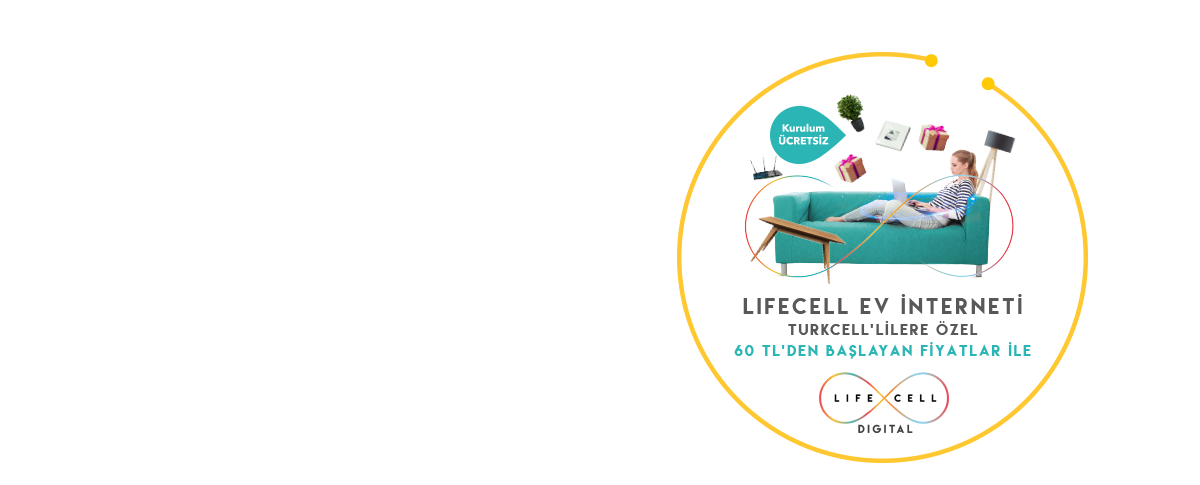 Lifecell Ev İnterneti