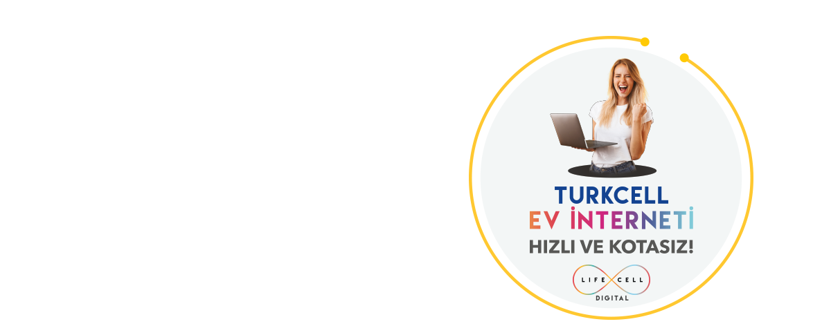 Turkcell Ev İnterneti