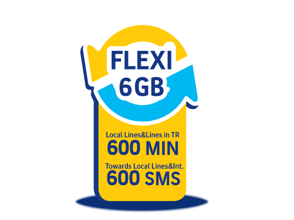 Flexi 6GB Package