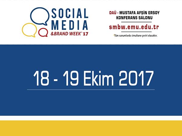 II. Sosyal Medya ve Marka Haftası
